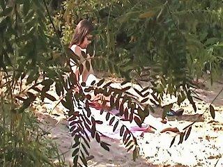 Young Nudist Beach Teens Nudists 2