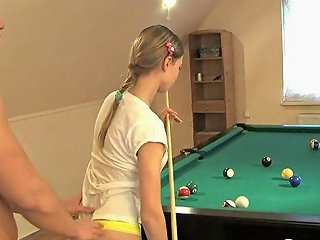 Lovely Teens Had A Threesome Clip Feature 1