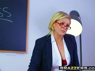 Brazzers - Big Tits At School - Big Tits In History Part 1 S